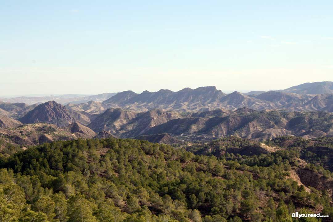 Cresta del Gallo-Pico del Relojero route