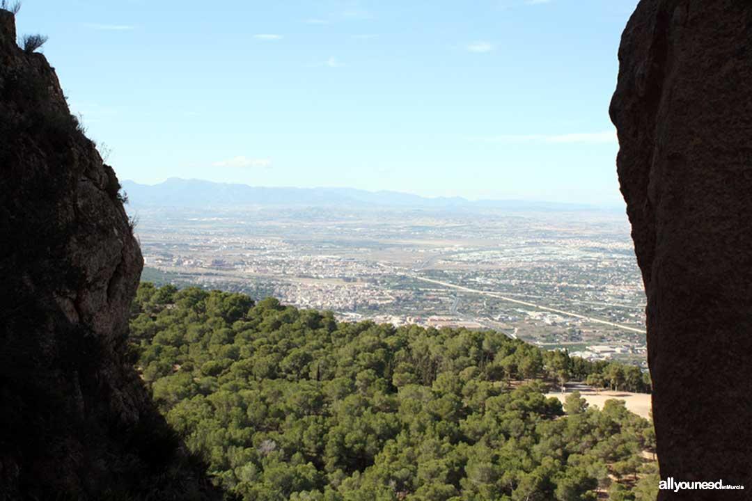 La Cresta del Gallo. Pico de la Panocha