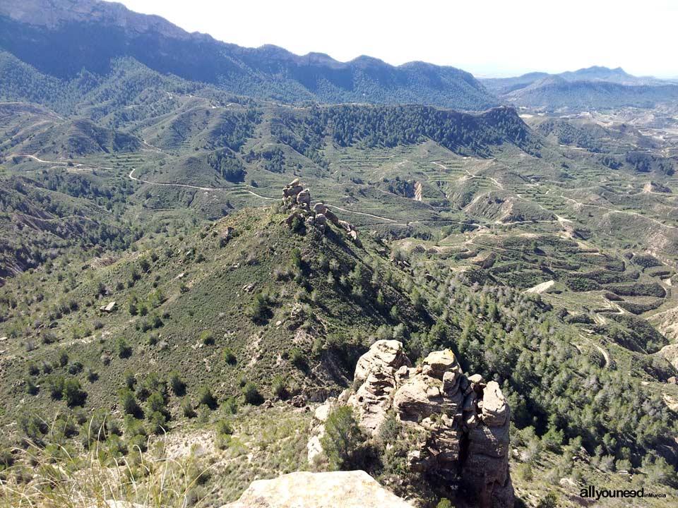 Garruchal Mountain Pass
