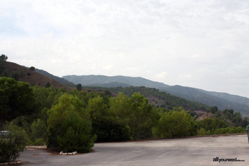Parque Regional El Valle y Carrascoy. El Majal Blanco
