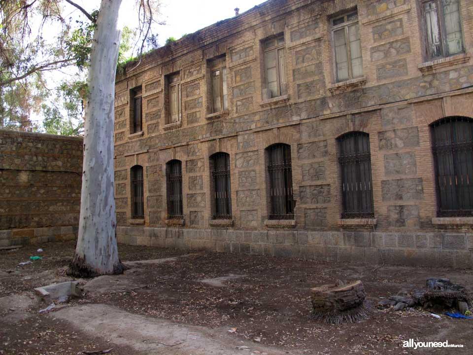 Antigua Cárcel Provincial de Murcia