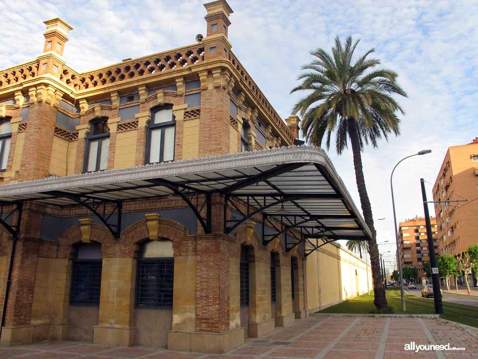 Antigua Estación Ferroviaria de Zaraiche