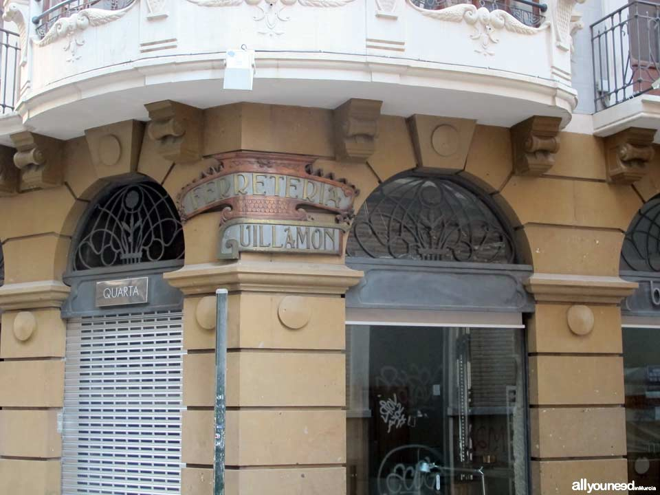 Casa Guillamon