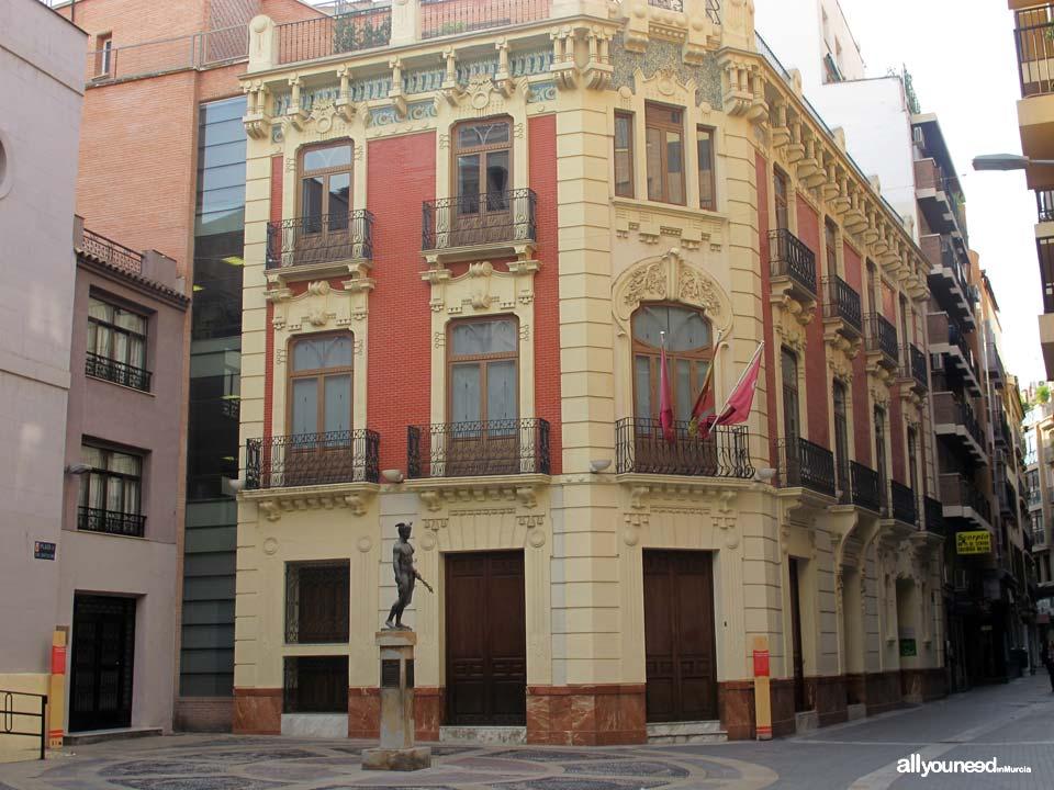 House of Andrés Almansa