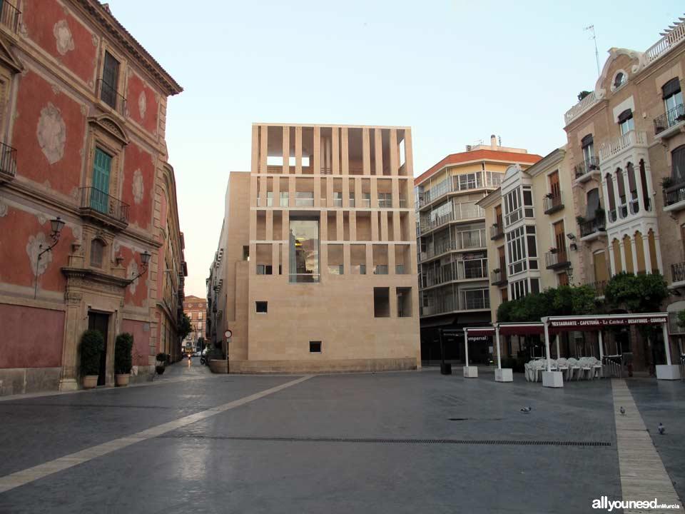 Edificio Moneo