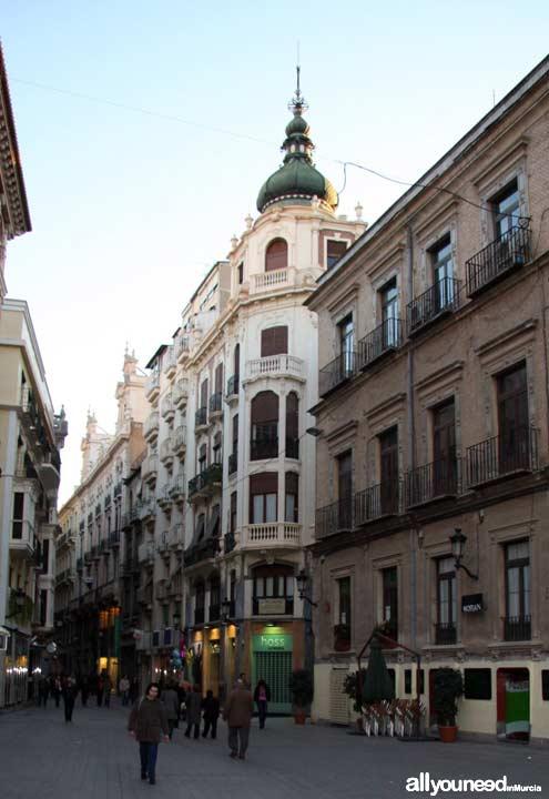 Edificio Sociedad Cazadores