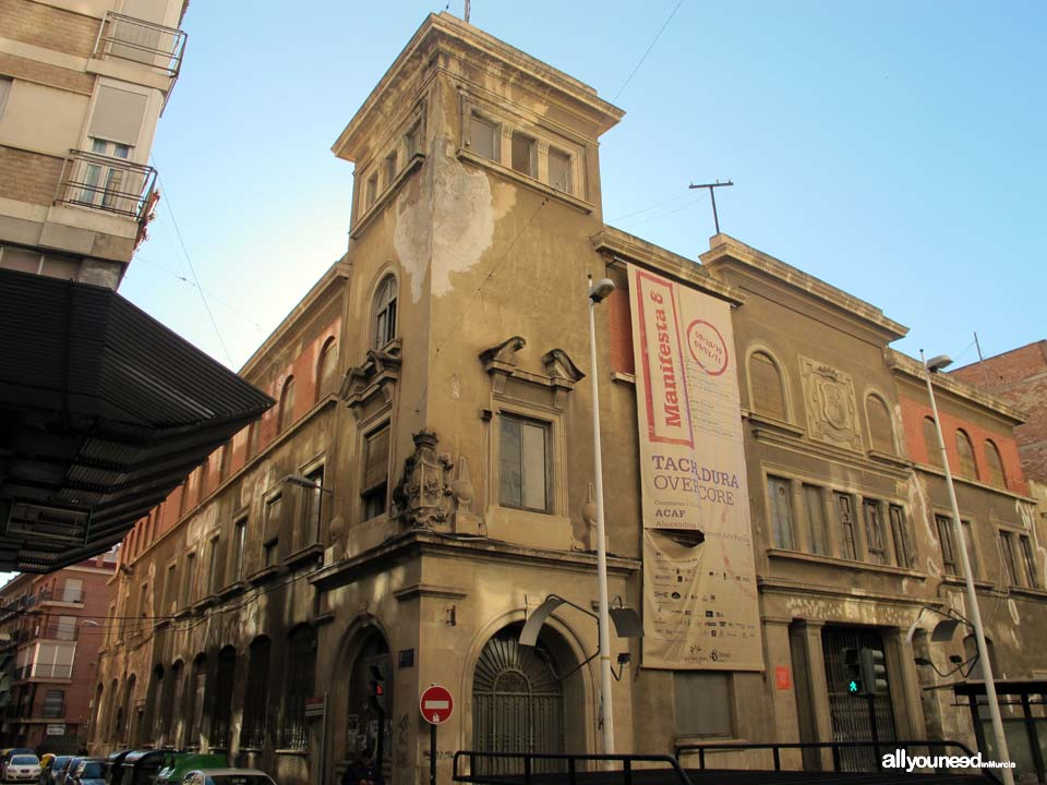 Antiguo Edificio de Correos