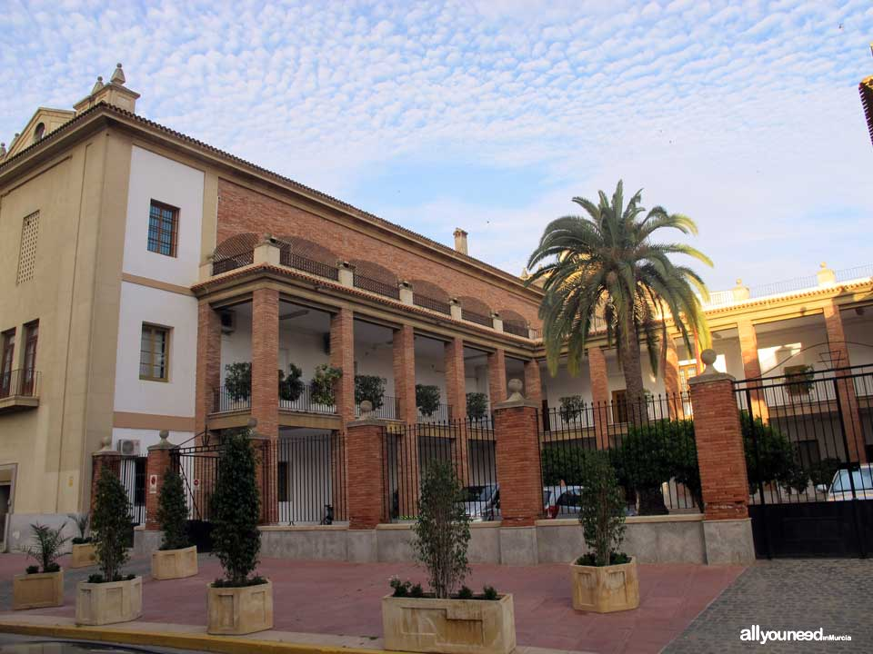 hospital general defensa cartagena: