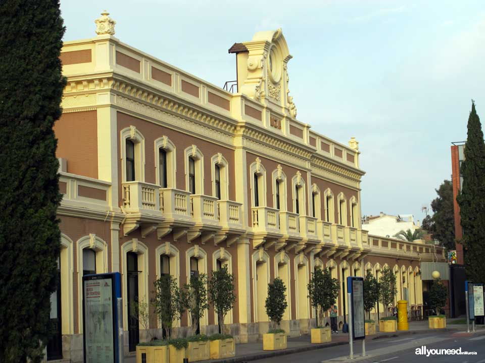 Murcia Train Station - El Carmen
