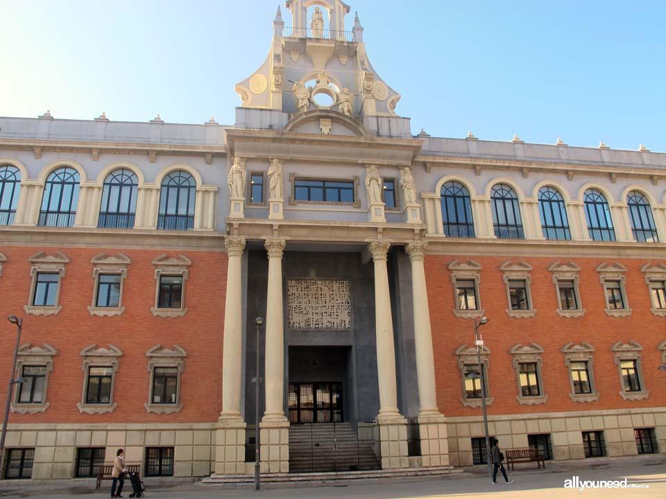 Campus Universitario de la Merced