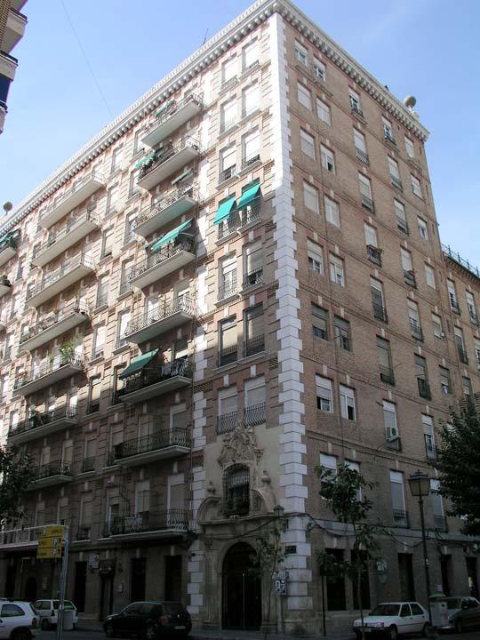 Edificio de los nueve pisos