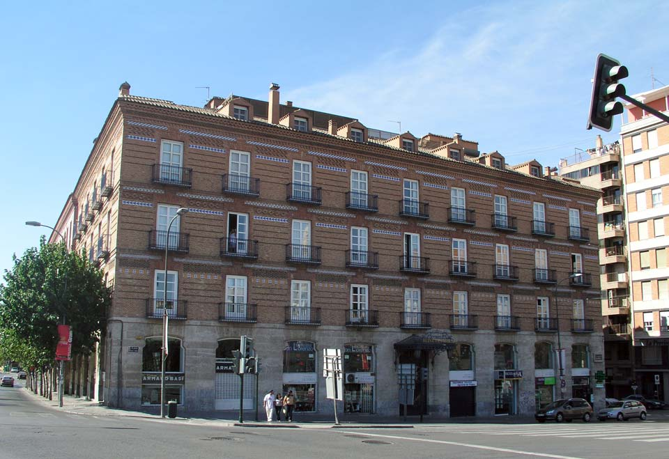 Edificio Zabalburu (fue el Hotel Victoria)