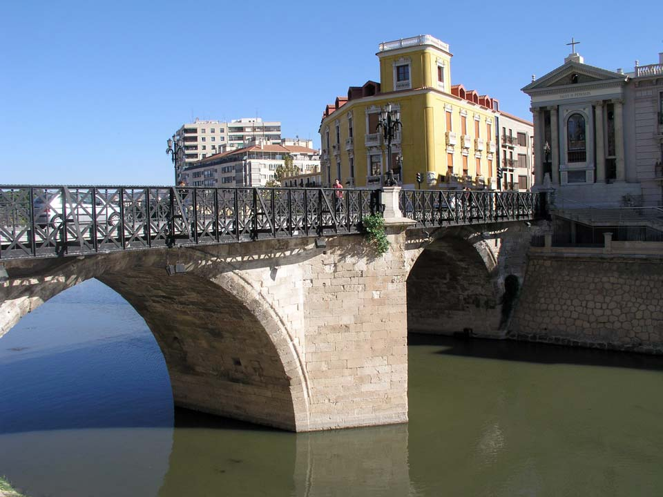 Old Bridge, Virgen de los Peligros
