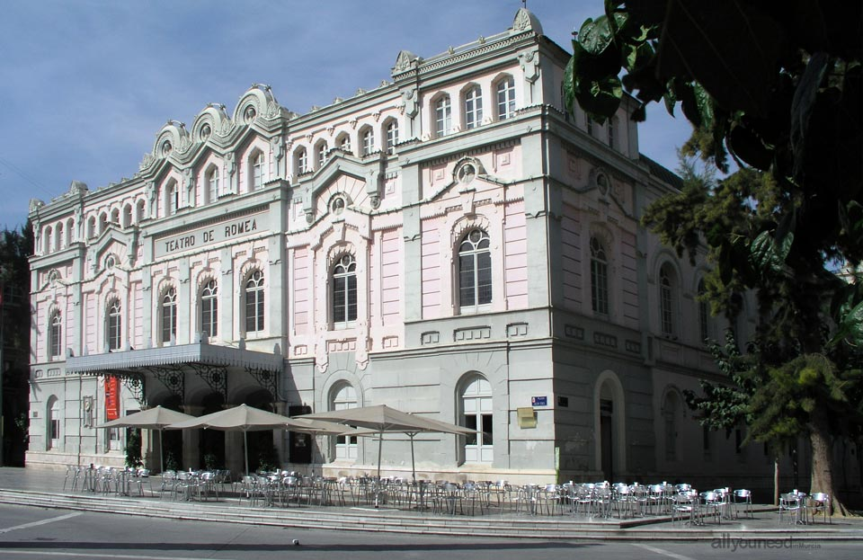 Romea Theater