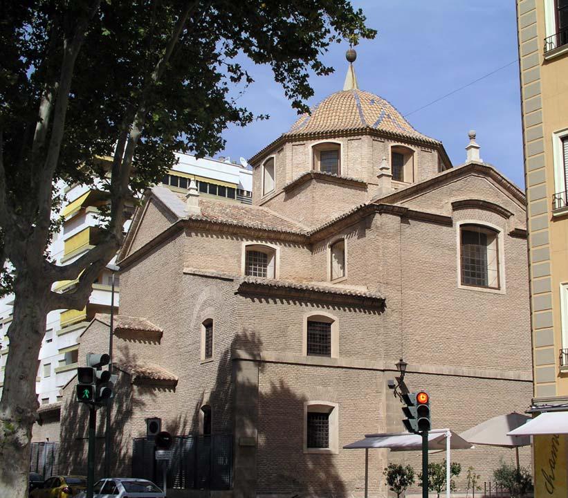 Convent Santa Ana (Las Anas)