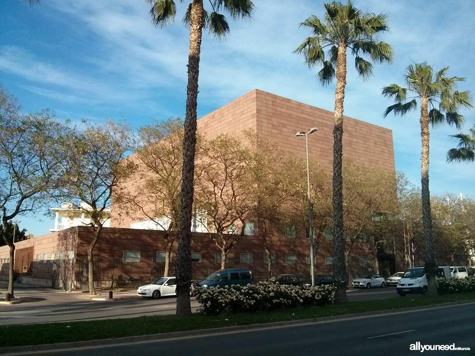 Archivo General de la Región de Murcia