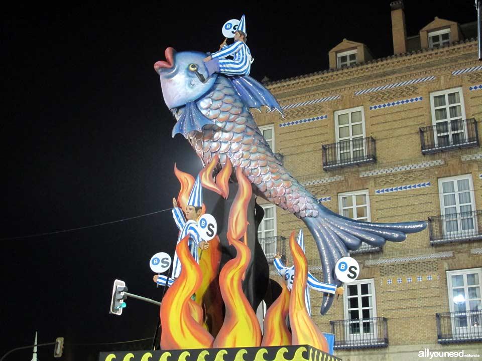 La Sardina 2013