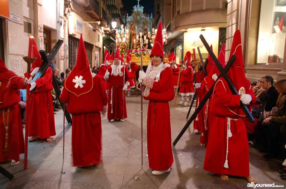Miércoles Santo. Semana Santa en Murcia
