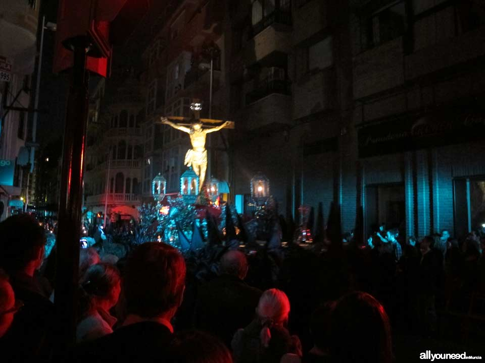 Holy Week Thursday. Silence Parade