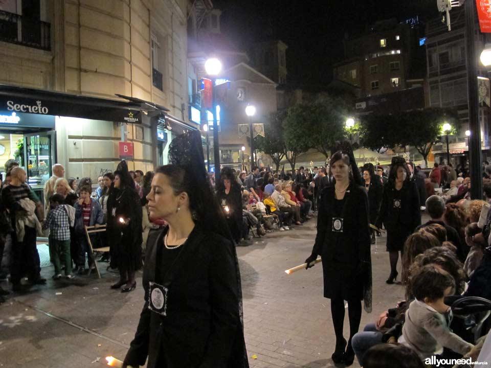 Viernes Santo. Semana Santa en Murcia