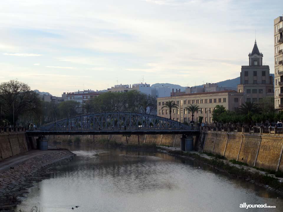 Puente de Hierro de Murcia