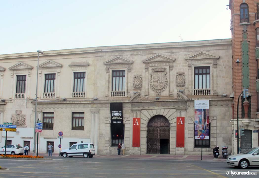 Palacio de Almudí de Murcia