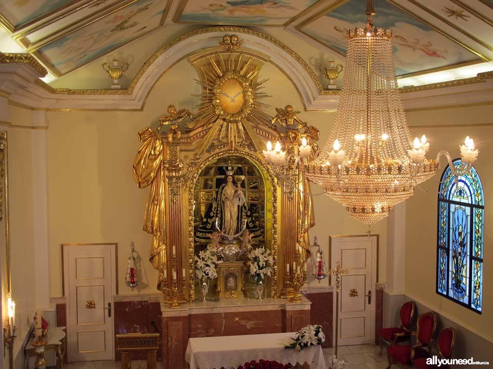 Capilla de Santa María de la Huerta
