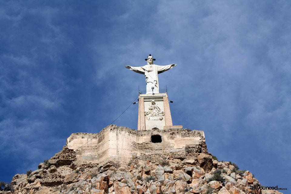Castillo de Monteagudo. Castillos de Murcia