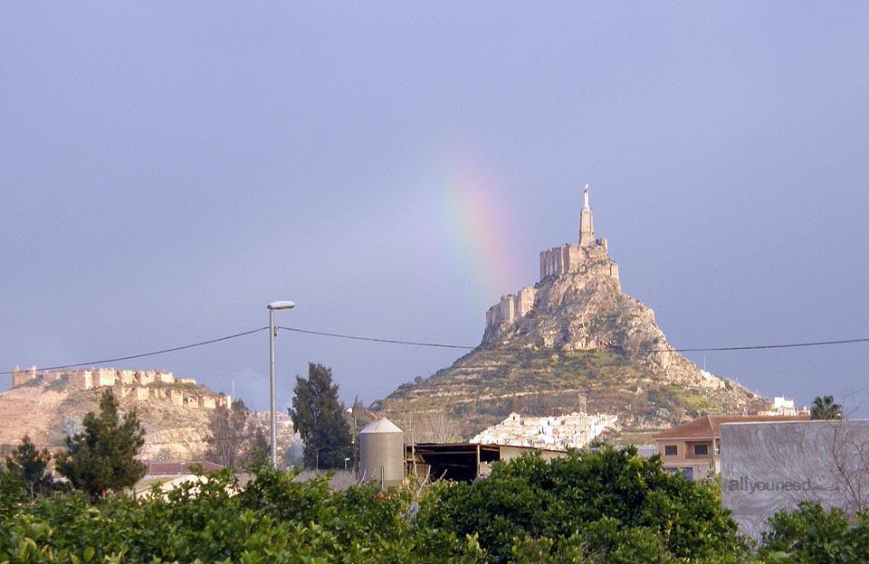 Monteagudo Castle. Murcia
