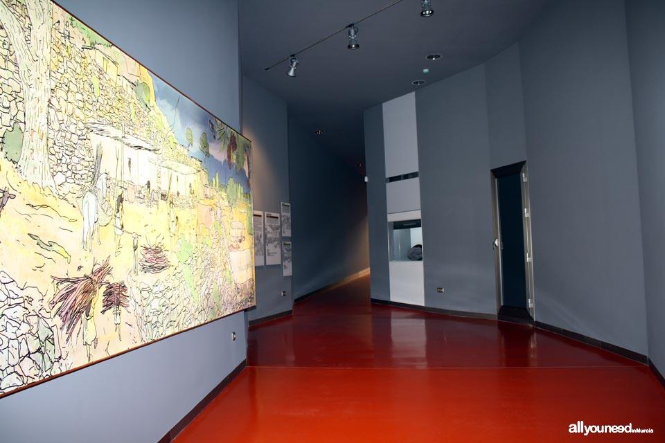 Centro de Visitantes de Monteagudo (San Cayetano)