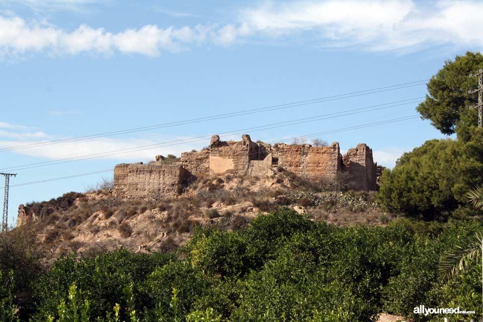 El Castillejo de Monteagudo
