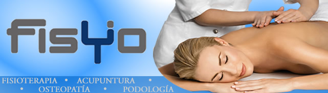 Fisyo - Fisioterápia, Acupuntura, Osteopatía, Podología