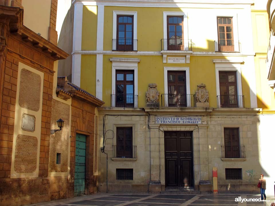 The Former College of Theologians of San Isidoro