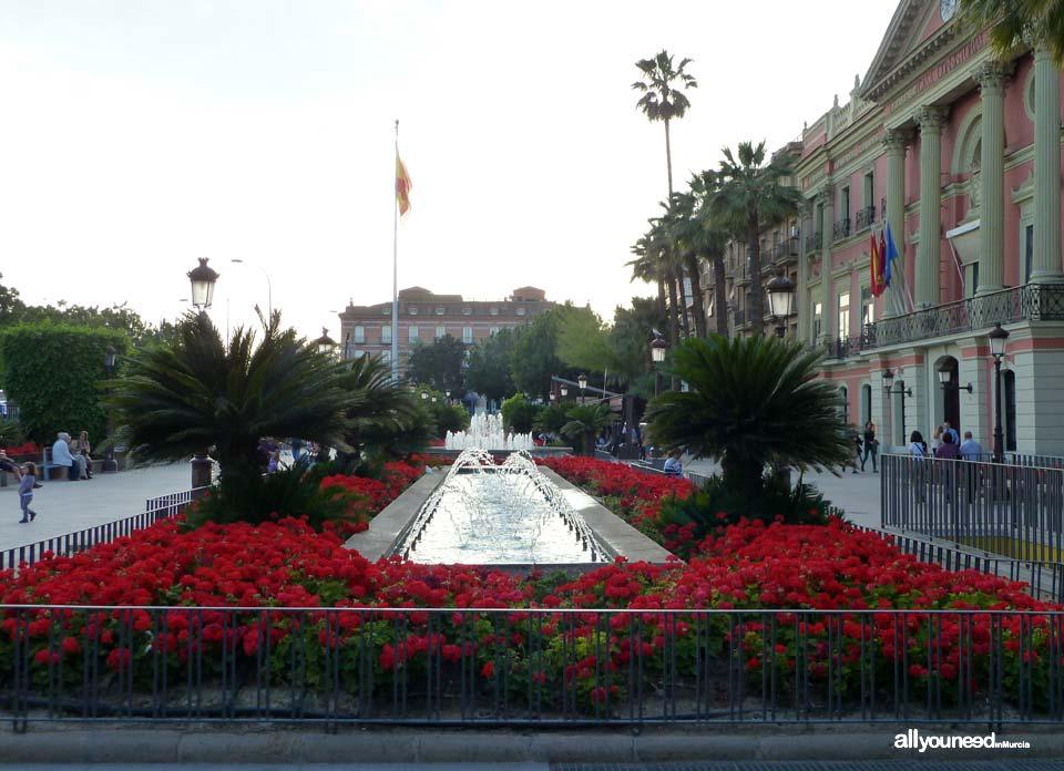 Gardens at La Glorieta