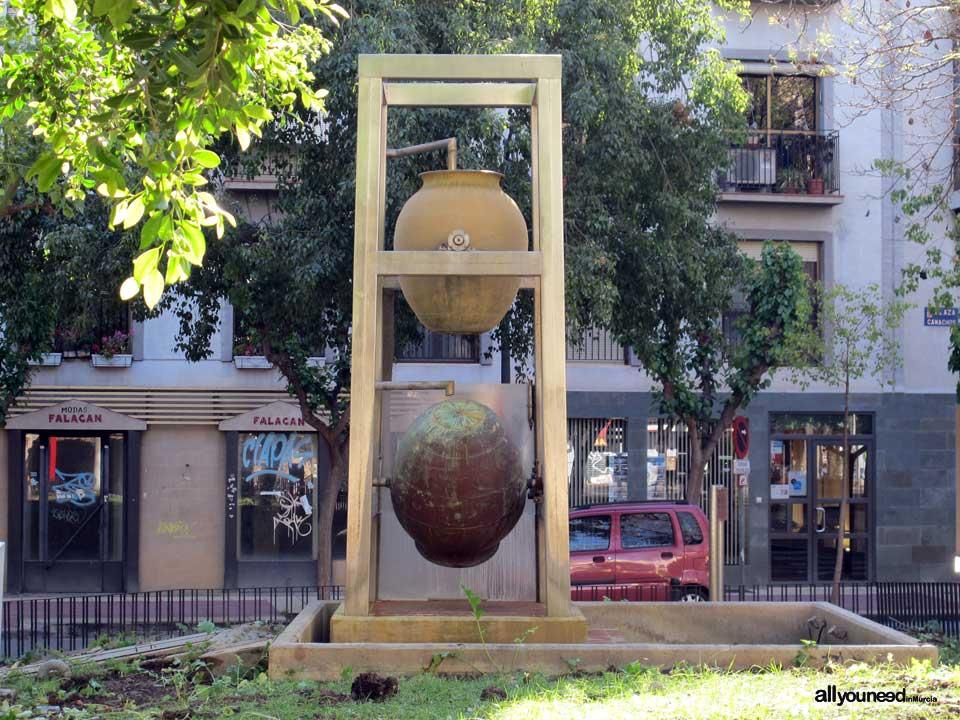 Square of Camachos