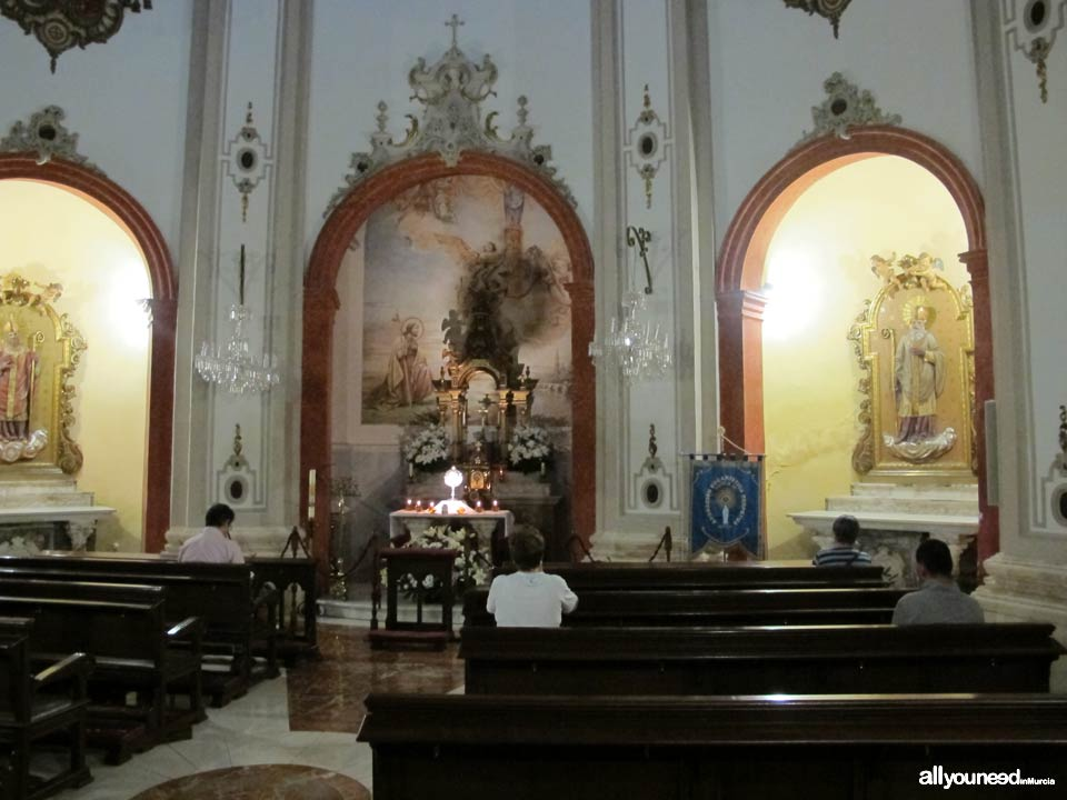 Capilla Apóstol Santiago