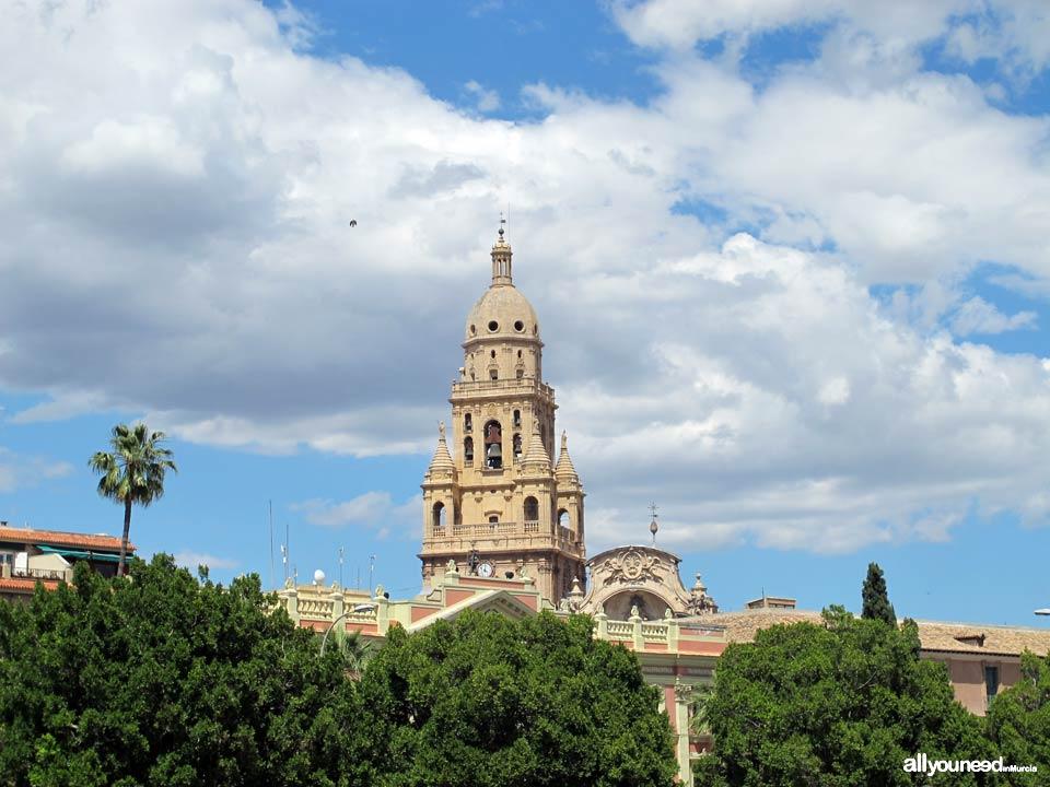 Catedral de Santa María. Catedral de Murcia