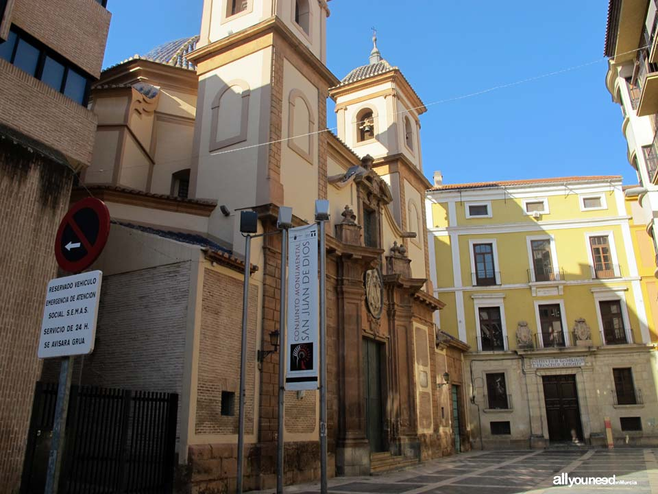 Conjunto Monumental San Juan de Dios