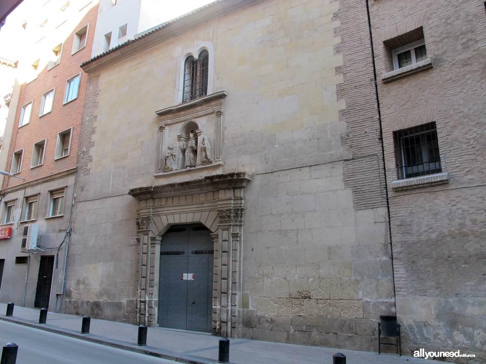 Convento de San Antonio en Murcia