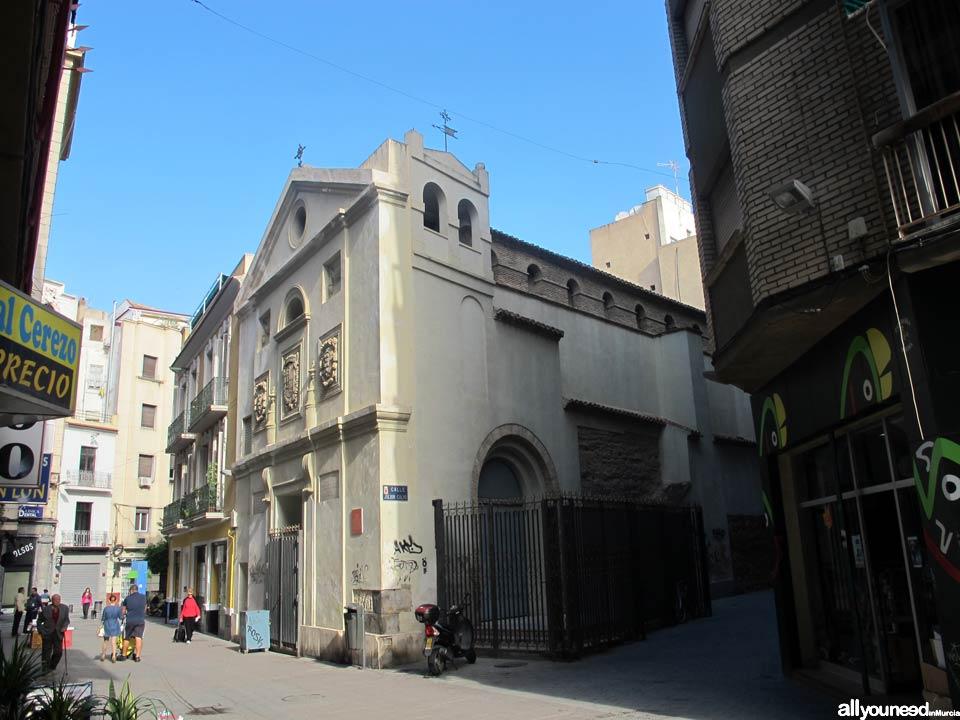 Ermita Nuestra Señora del Pilar