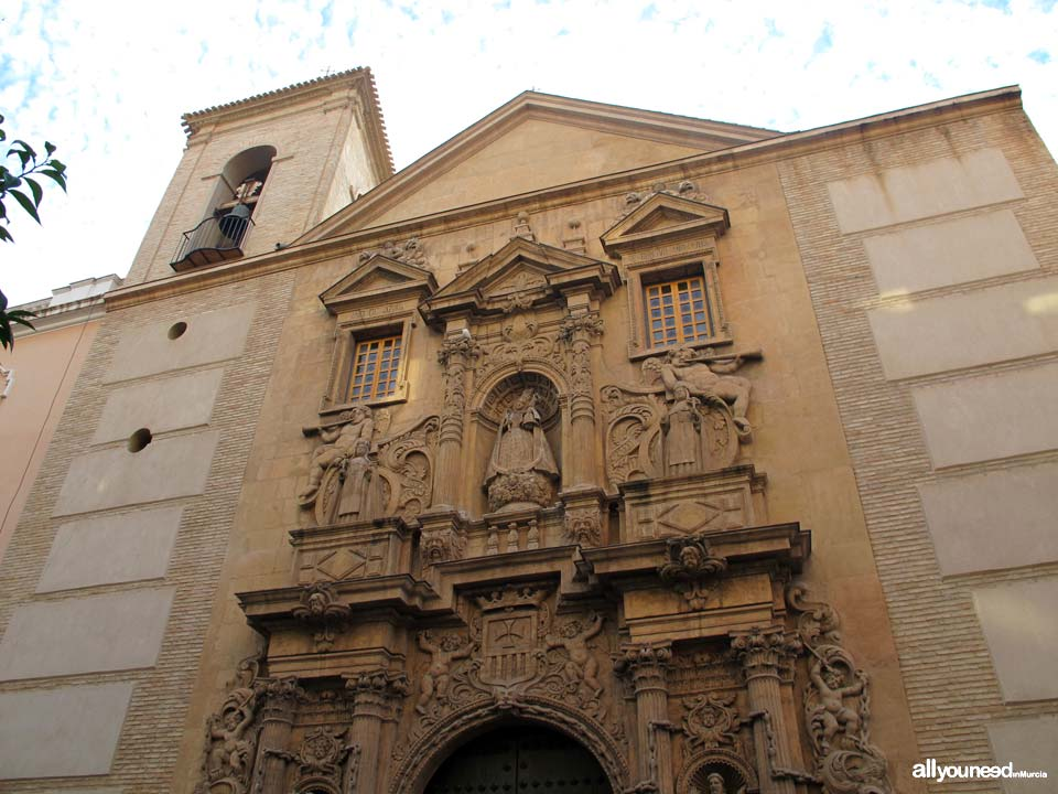 Iglesia y Claustro de la Merced