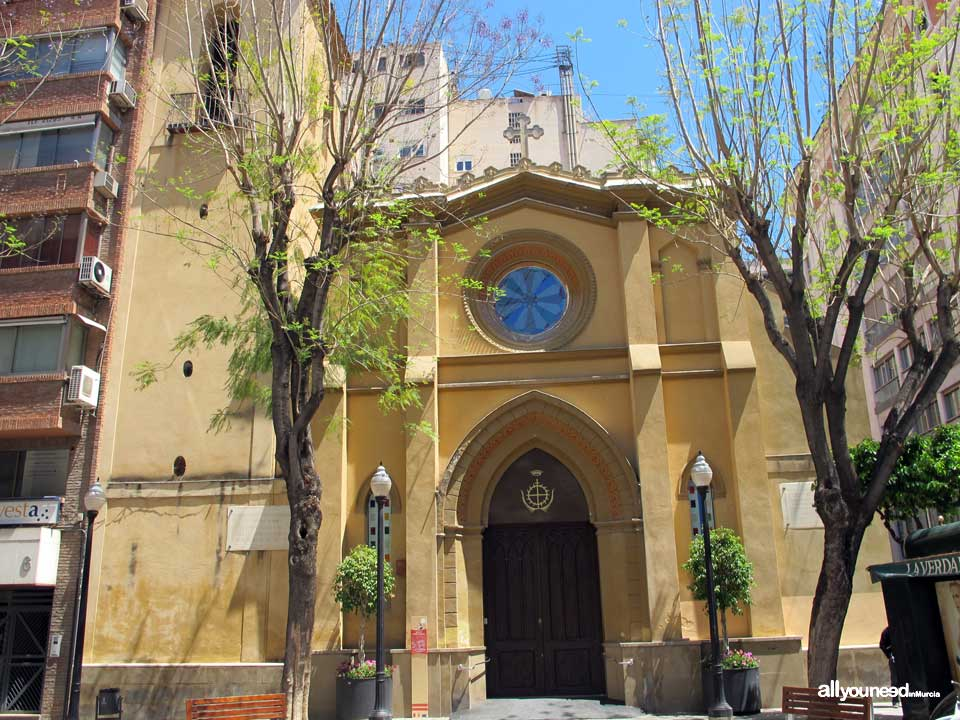 Santa Catalina Church