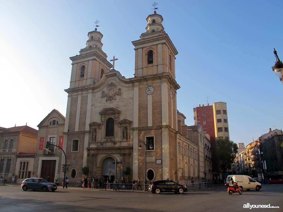 Parish Church del Carmen