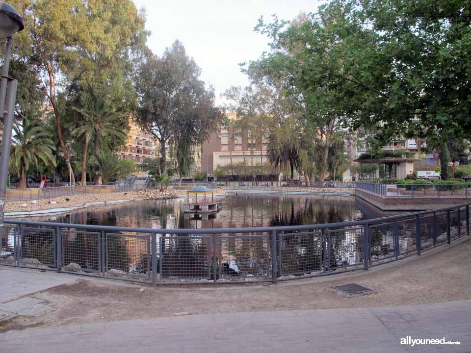 Jardín del Salitre