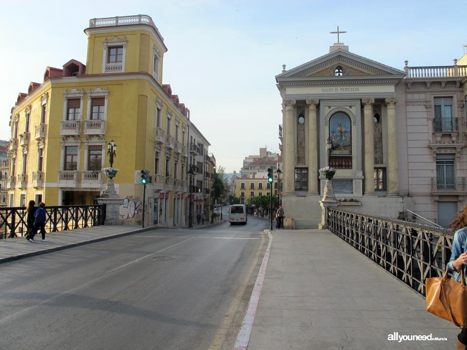 Puente Viejo Puente de Los Peligros
