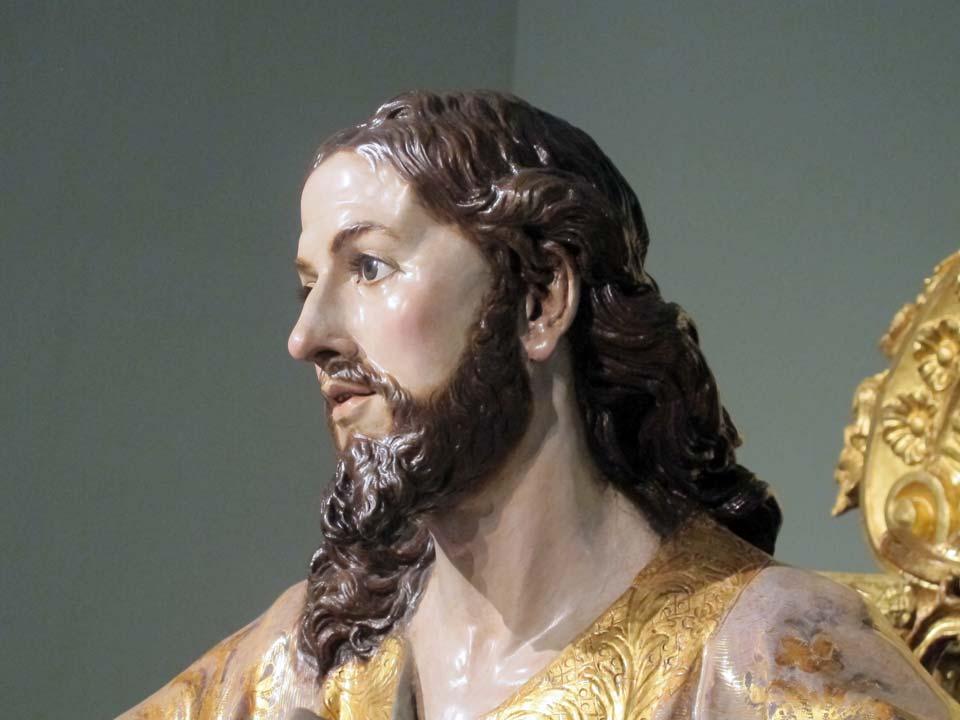 Museo Salzillo en Murcia. Iglesia de Nuestro Padre Jesús. La Ultima Cena