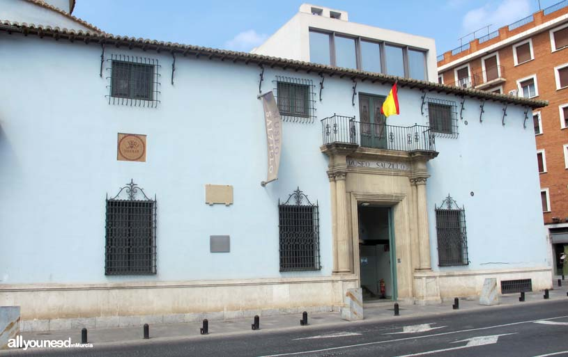 Museo Salzillo en Murcia. Iglesia de Nuestro Padre Jesús