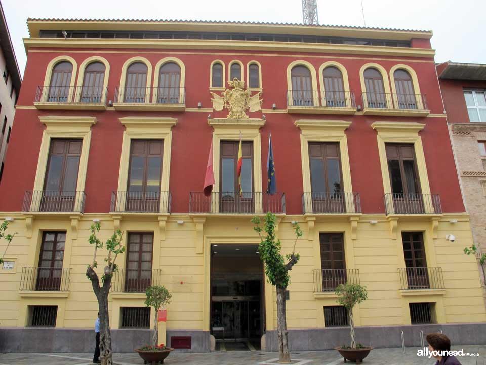 Palacio González Campuzano