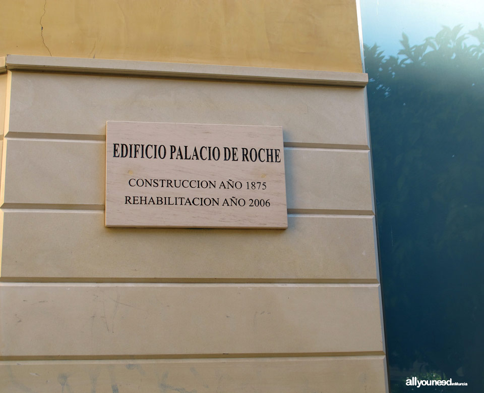 Palacio de Roche