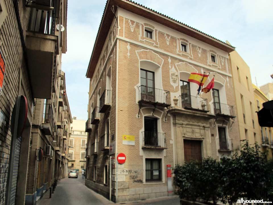 Palacio de las Balsas